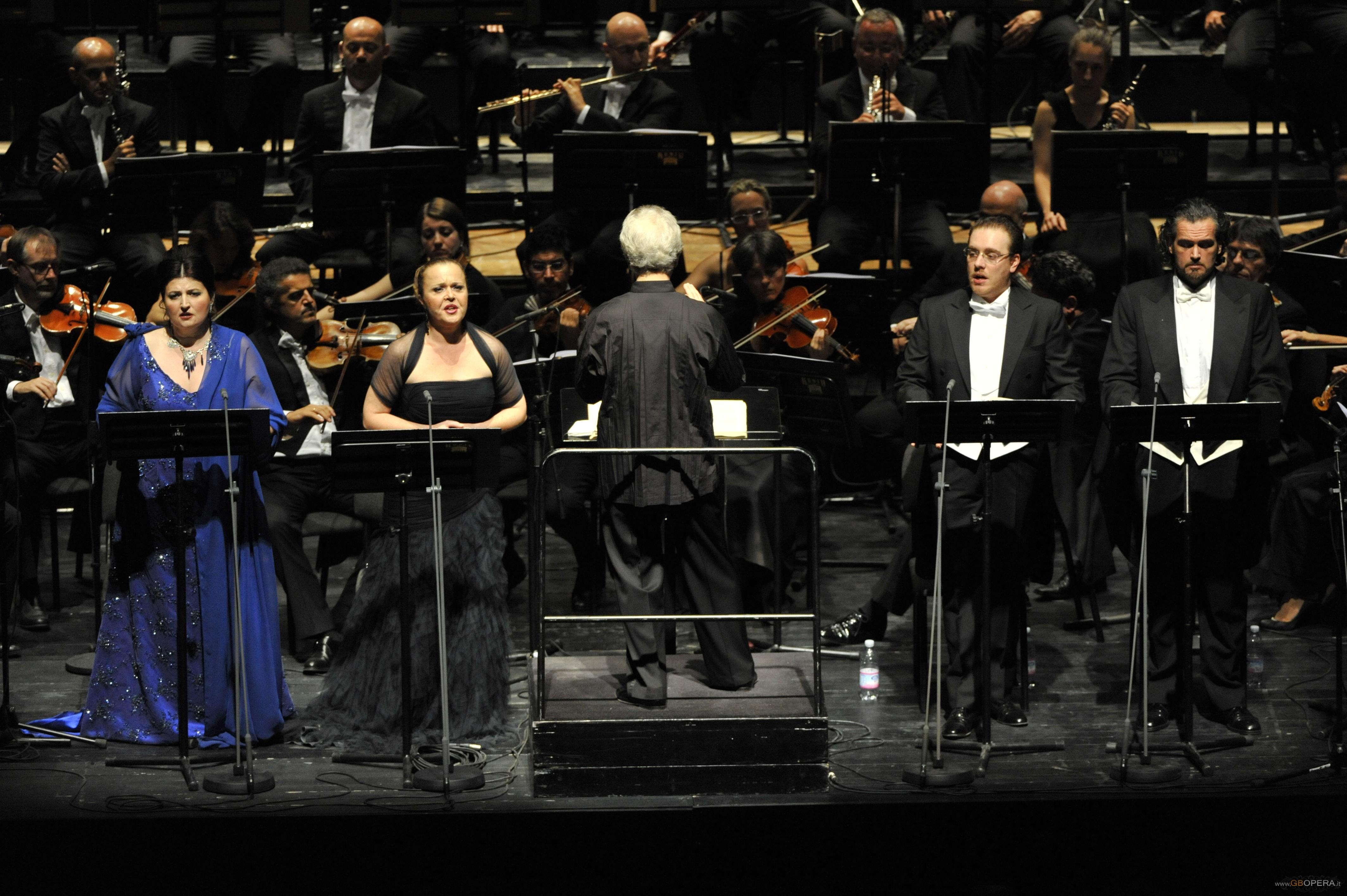 """Festival Verdi 2011: """"Messa da Requiem"""""""