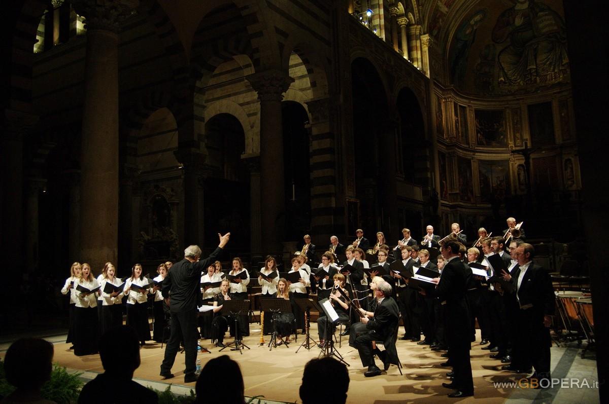 Il ritorno di Gardiner chiude Anima Mundi 2011 a Pisa