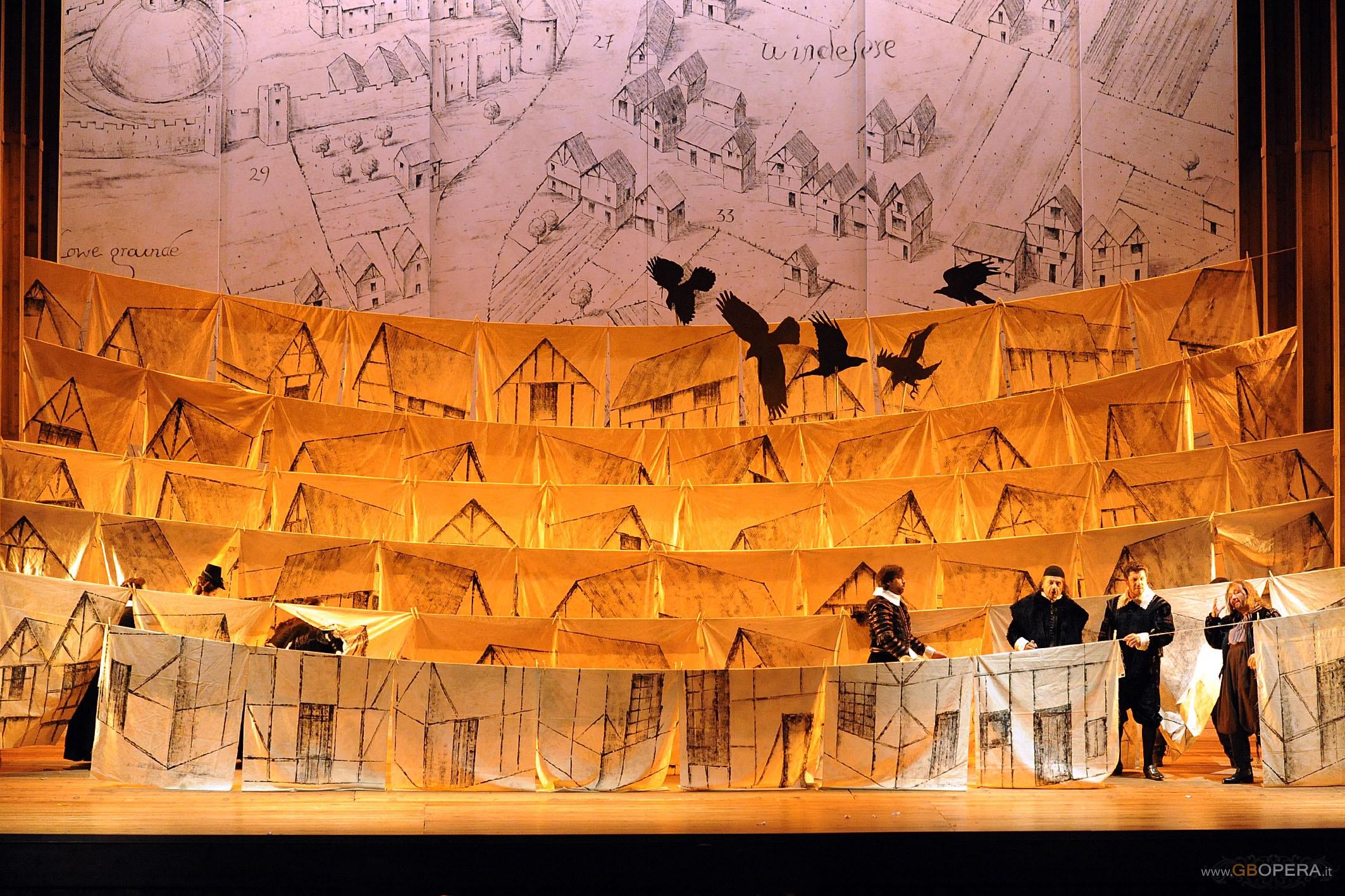 "Festival Verdi 2011: ""Falstaff"""