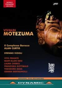 """Antonio Vivaldi (1678 – 1741):""""Motezuma"""""""