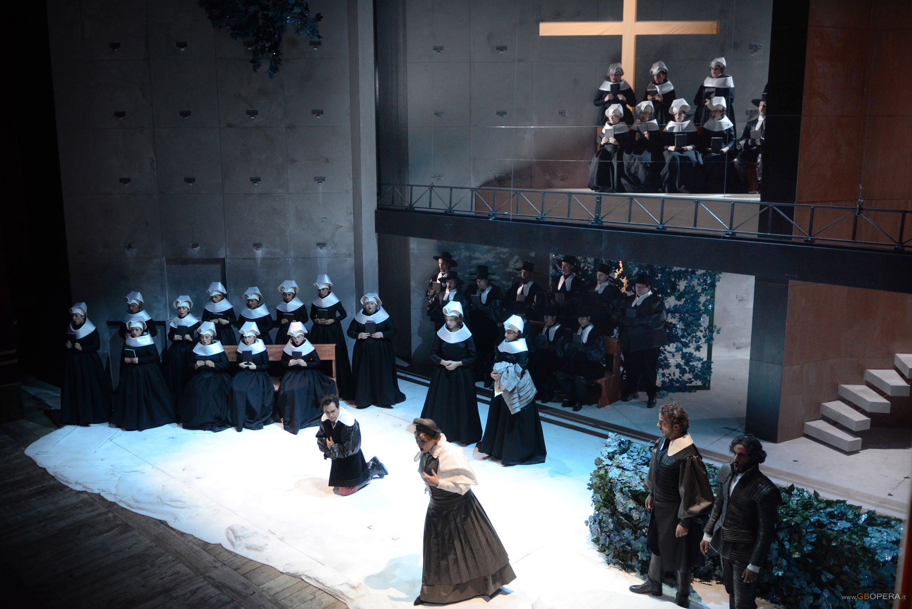 "Brescia, Teatro Grande: ""I puritani"""