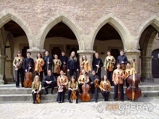 """""""Armonie barocche"""" con l'European Union Baroque Orchestra"""