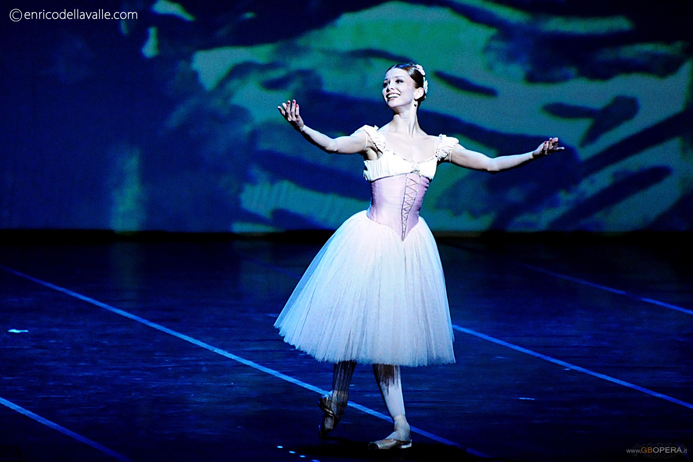 Roma, Teatro dell'Opera: Gala di danza Italia-Russia