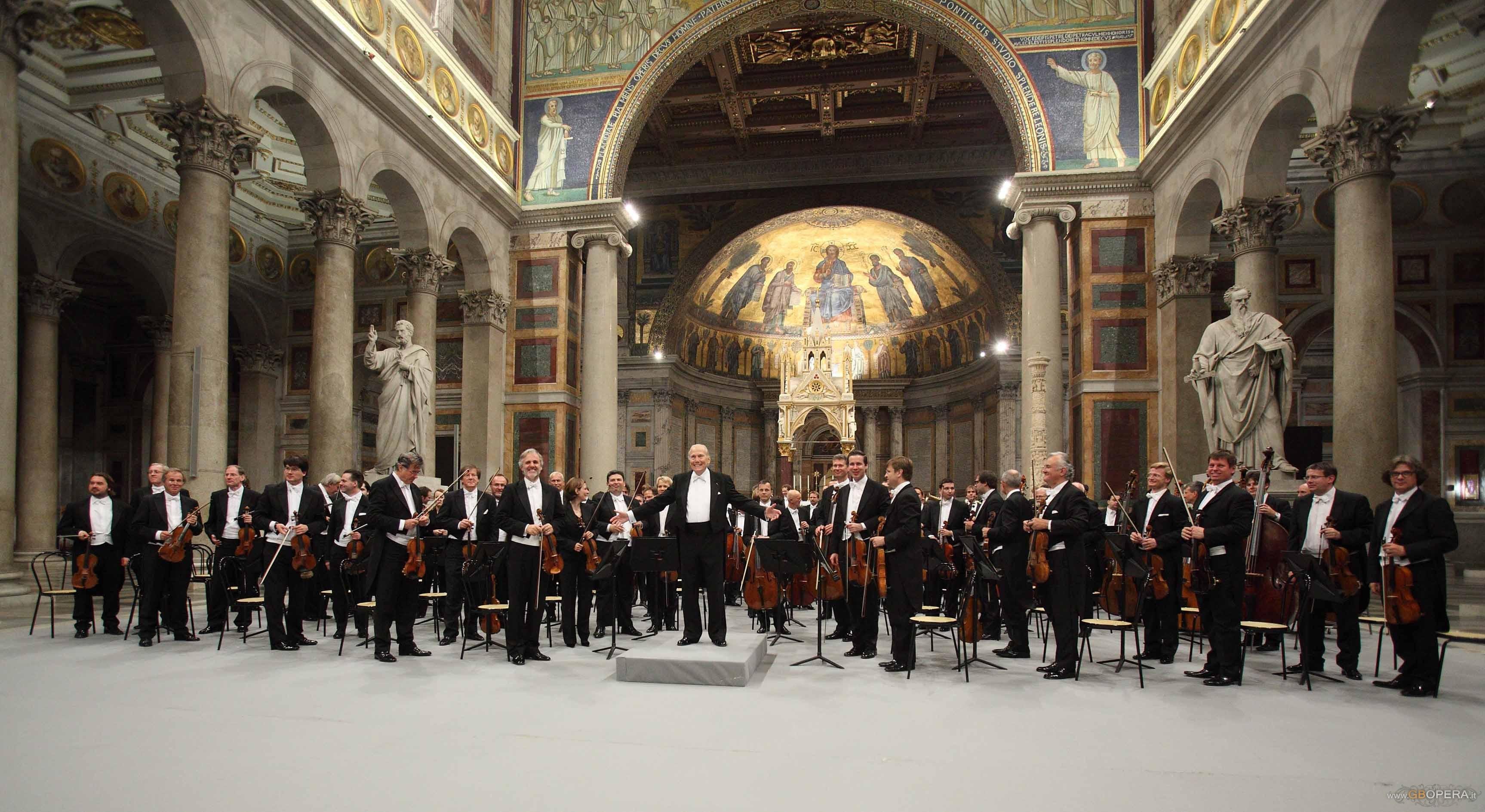 X° Festival Internazionale di Musica ed Arte Sacra: Georges Prêtre  e i Wiener Philharmoniker