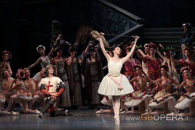 "Milano, Teatro alla Scala: ""Raymonda"""