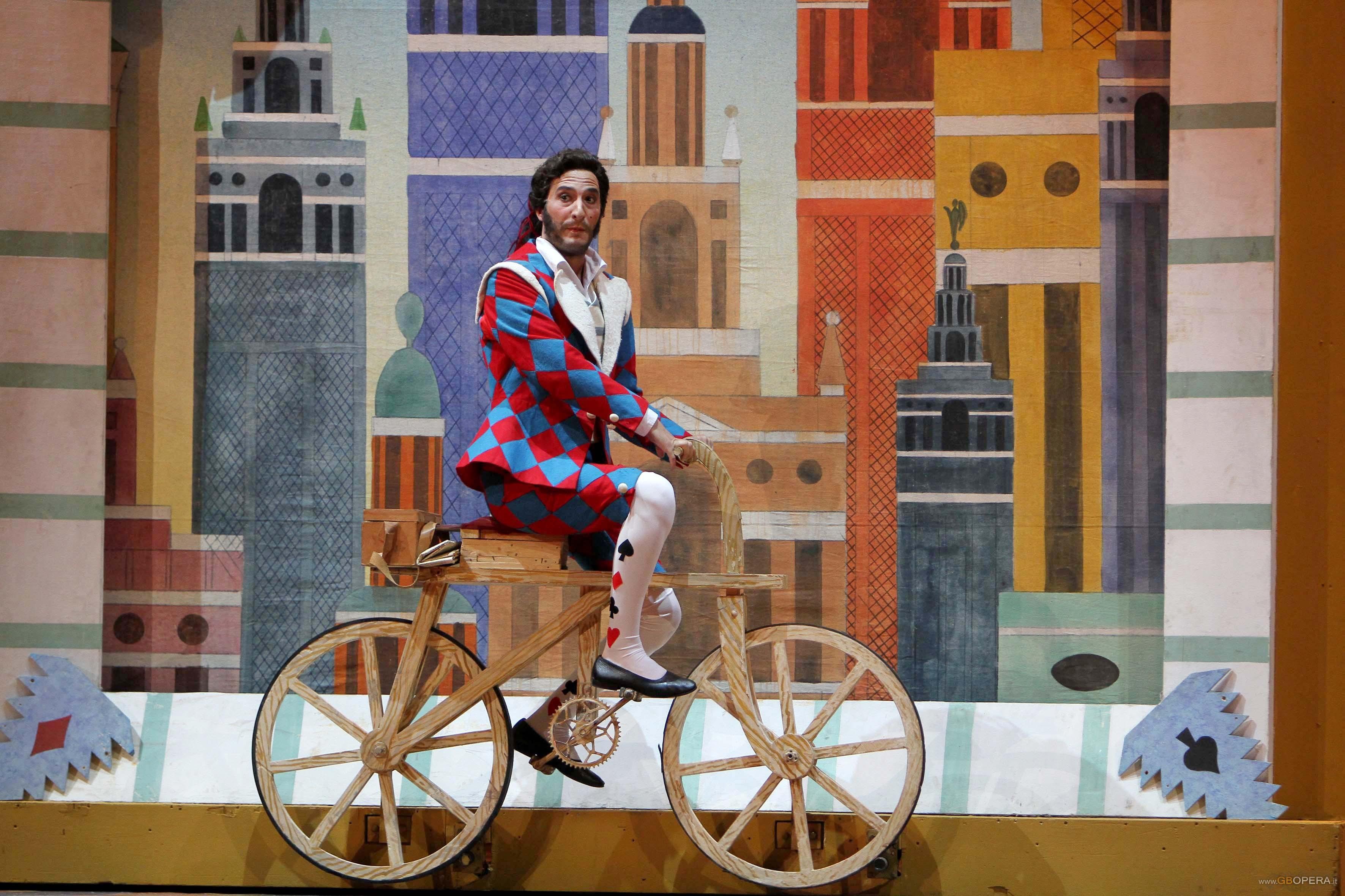 """Firenze, Teatro Comunale: """"Il barbiere di Siviglia"""""""