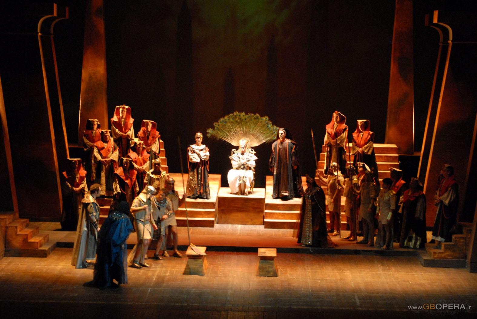 """""""Aida"""" al Teatro Verdi di Pisa"""