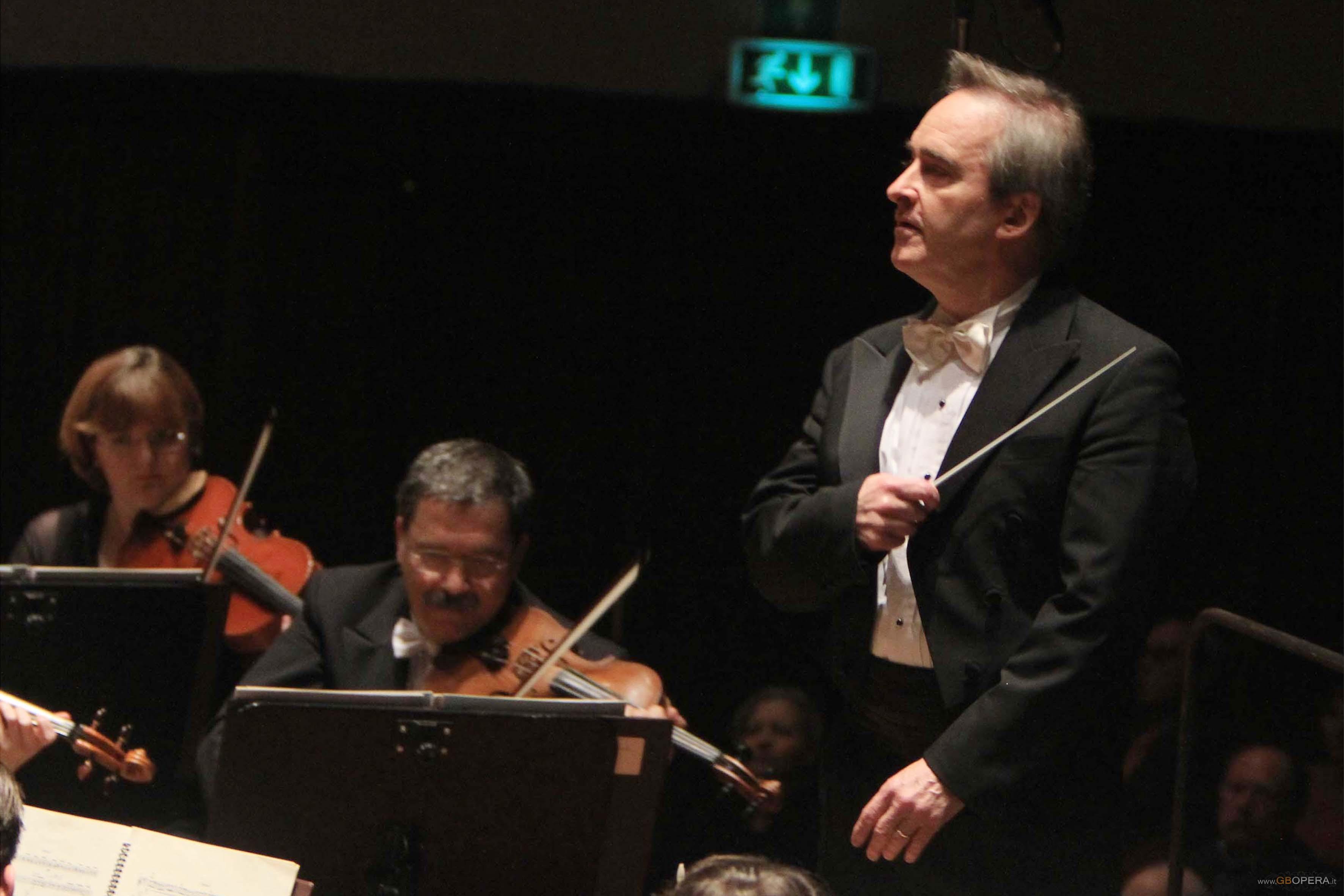 James Conlon al Maggio Musicale Fiorentino