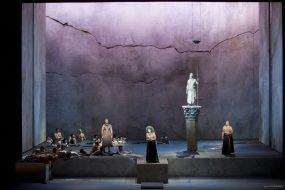"""Napoli, Teatro di San Carlo: """"Semiramide"""""""