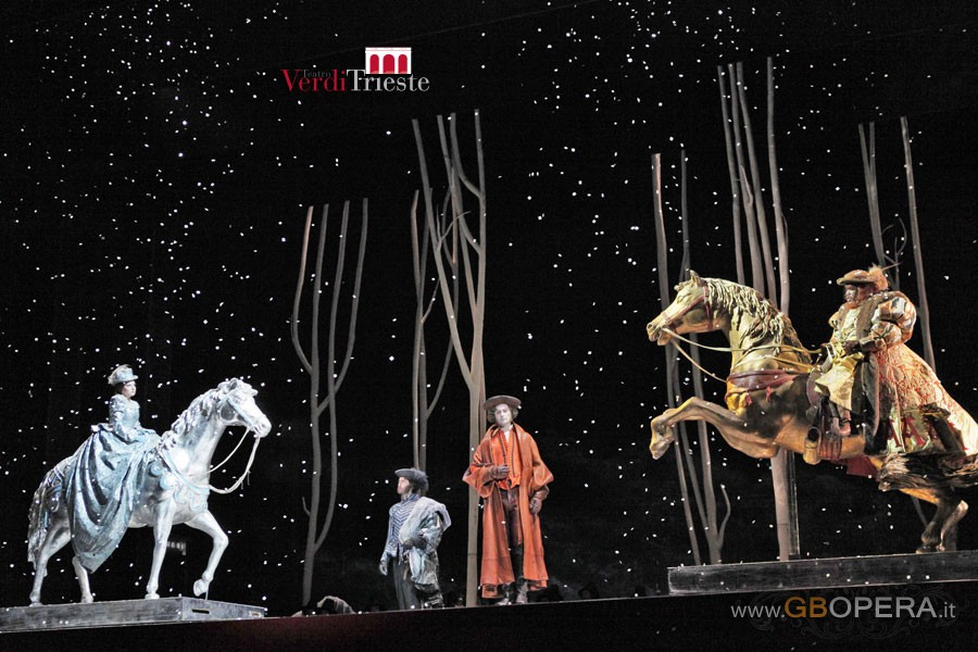 """Trieste, Teatro Verdi:""""Anna Bolena"""""""