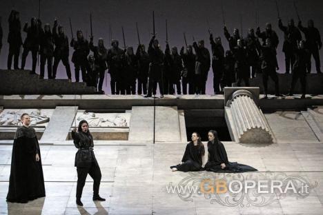 "Deutsche Oper Berlin:""Tancredi"""