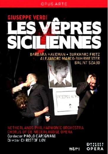 "Giuseppe Verdi (1813-1901):""Les Vepres Siciliennes"""