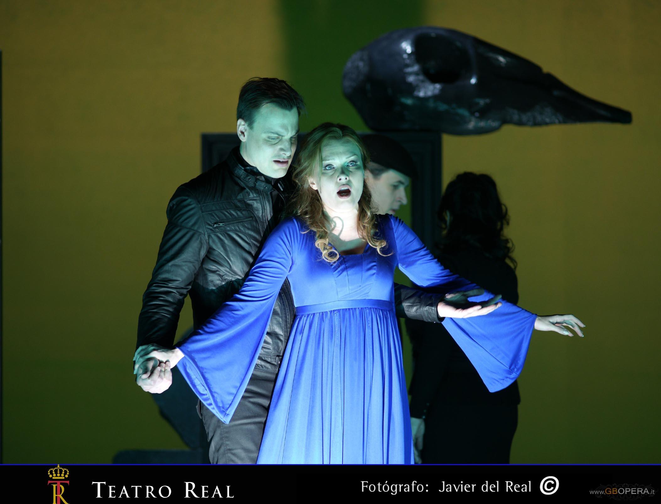 "Madrid, Teatro Réal: ""Iolanta"" e ""Perséphone"""
