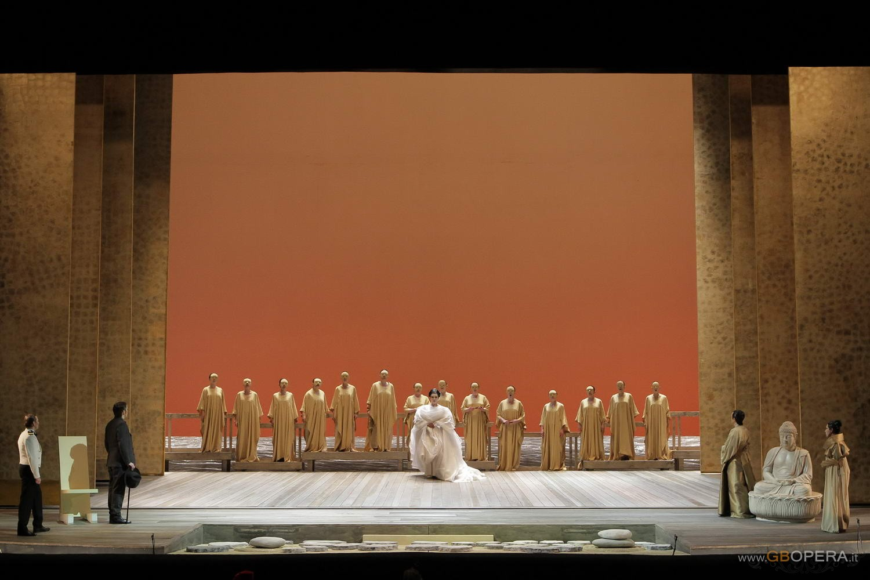 """Roma,Teatro dell'Opera:""""Madama Butterfly"""""""