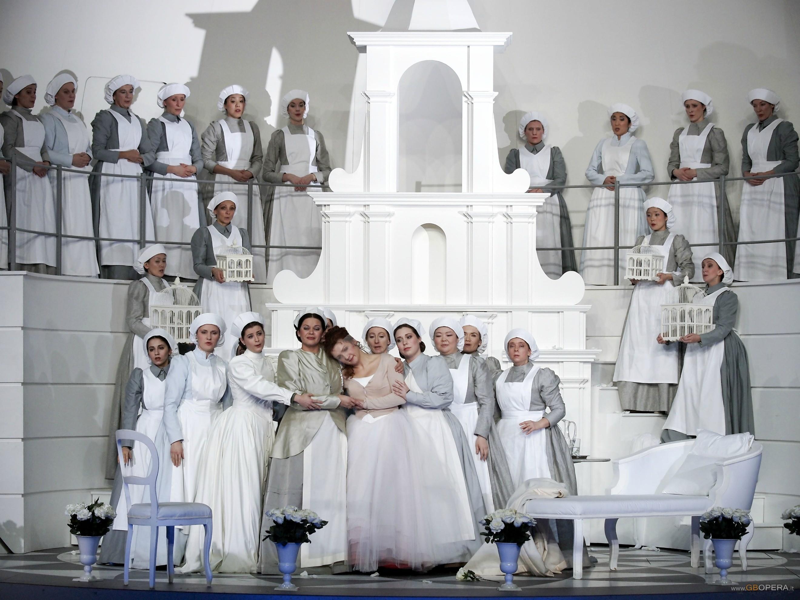 "Theater an der Wien:""Iolanta"" e ""Francesca Da Rimini"""