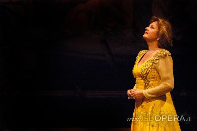 Monaco di Baviera, Philharmonie: Edita Gruberova in concerto