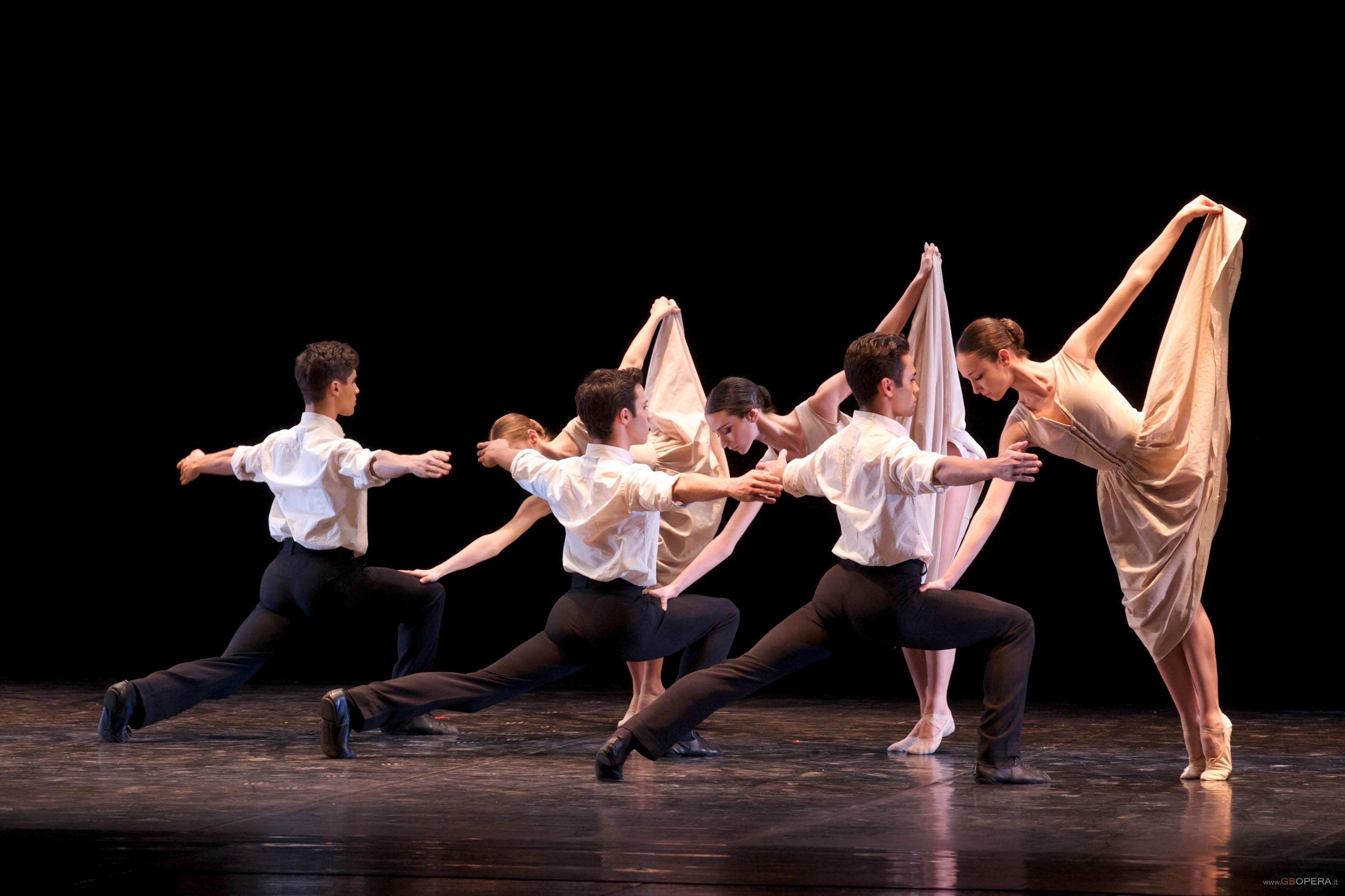 """Roma, Teatro Olimpico: Le """"nuove stelle"""" della danza"""