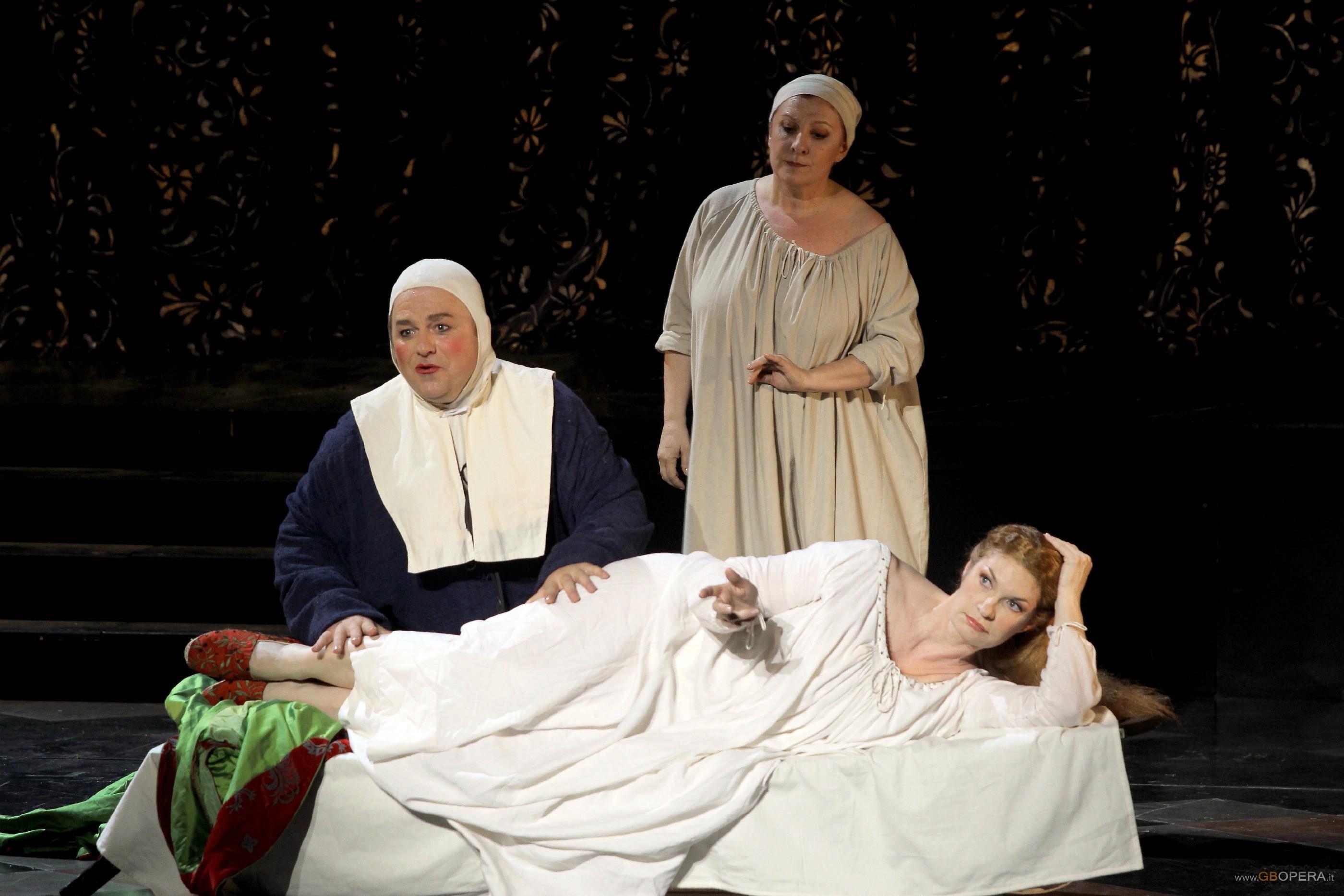 """Opéra di Marsiglia:""""Le comte Ory"""""""