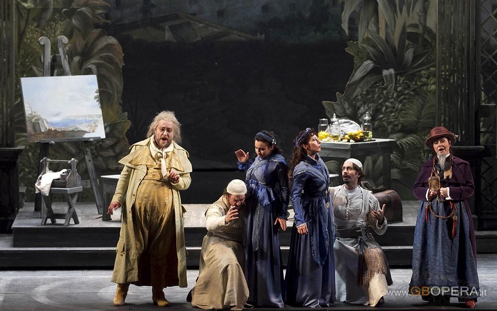 """Torino, Teatro Regio:""""Così fan tutte"""""""