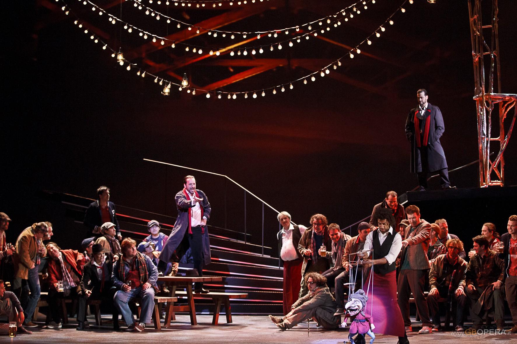 """Theater an der Wien: """"Les contes d'Hoffmann"""""""