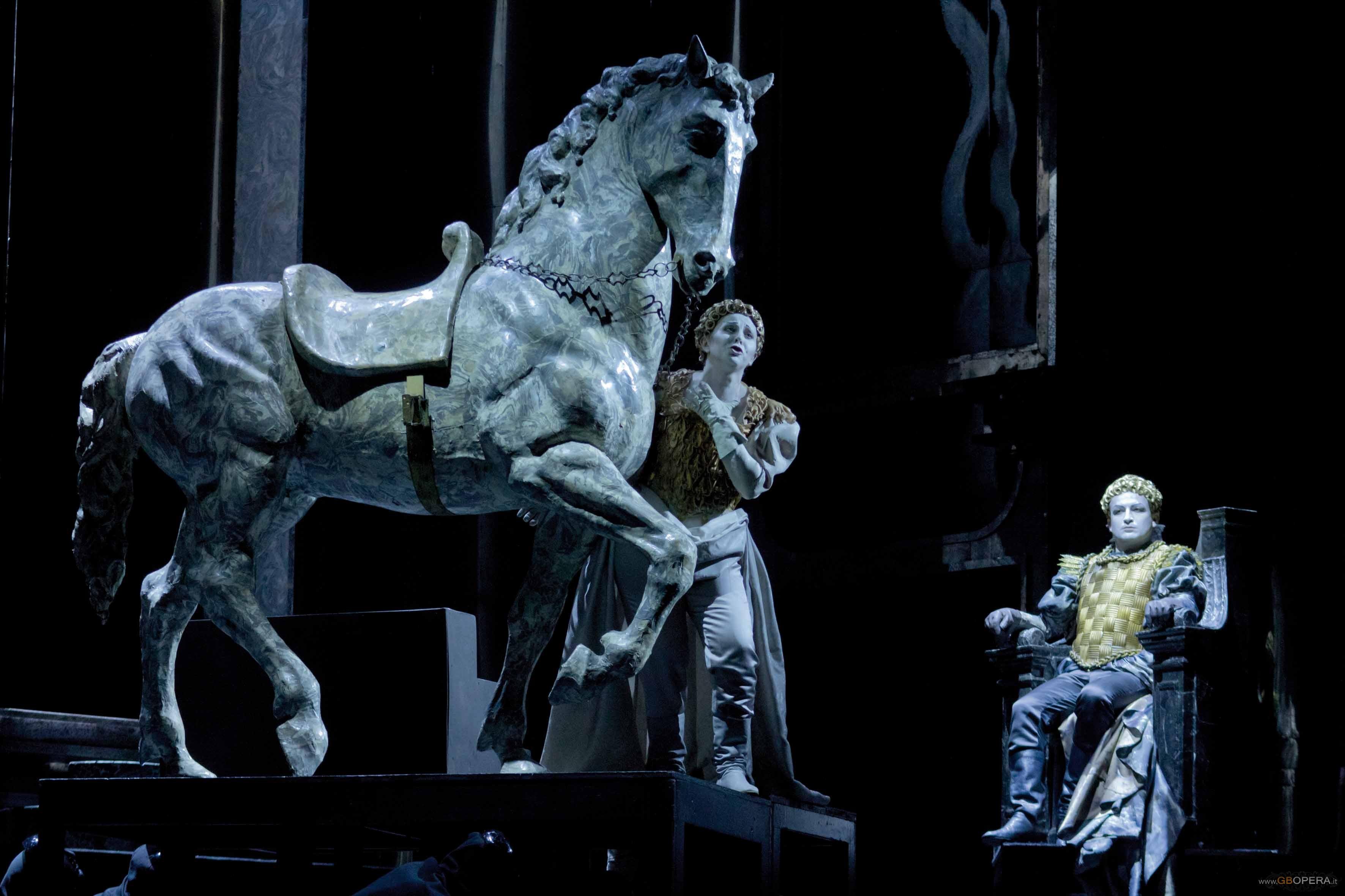 """Reggio Emilia, Teatro Valli:""""Rinaldo"""""""