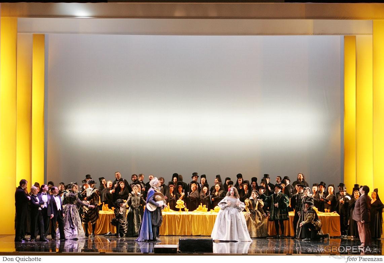 """Teatro Lirico di Cagliari:""""Don Quichotte"""""""