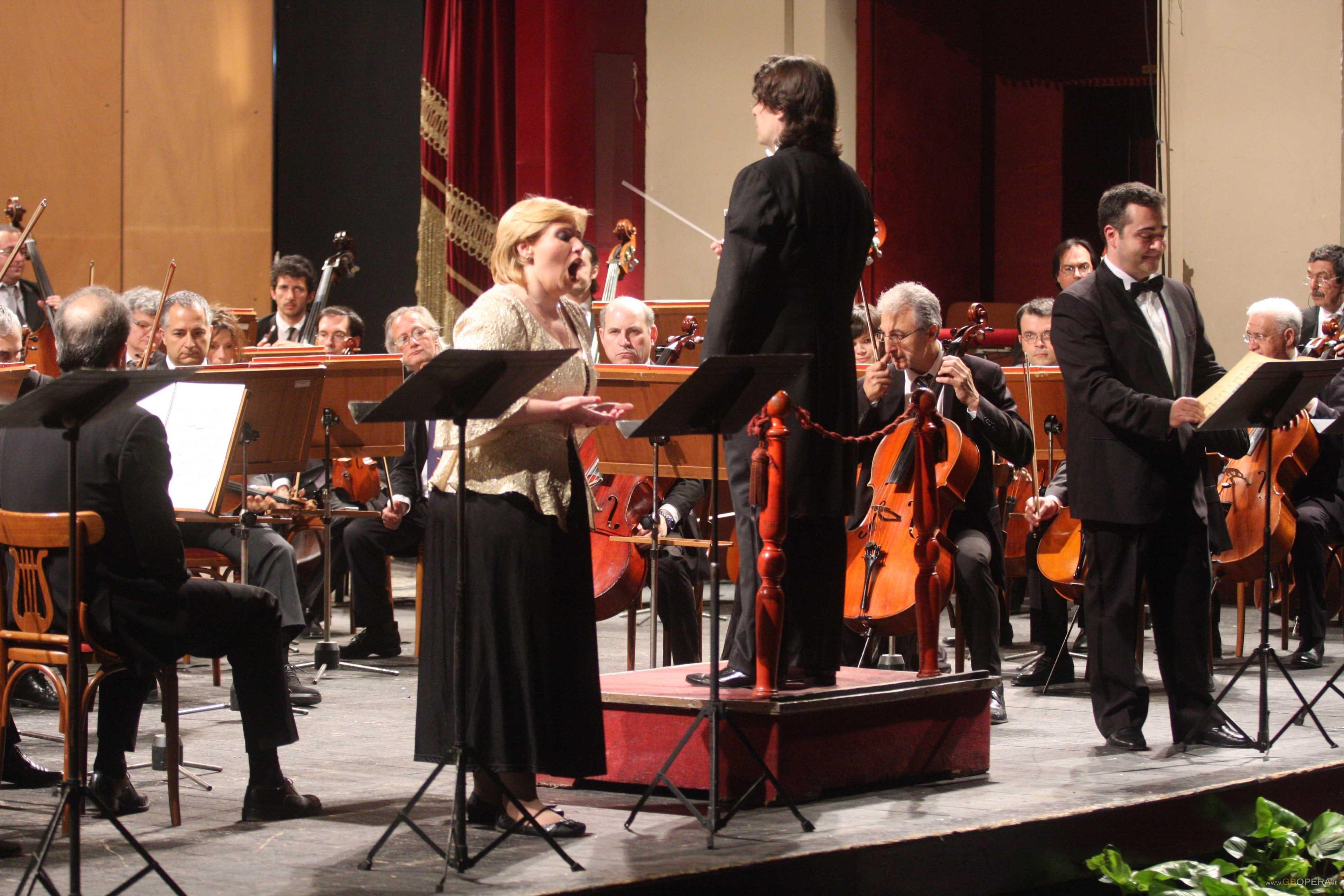 """Palermo: """"Manon Lescaut"""" per l'Orchestra Sinfonica Siciliana"""