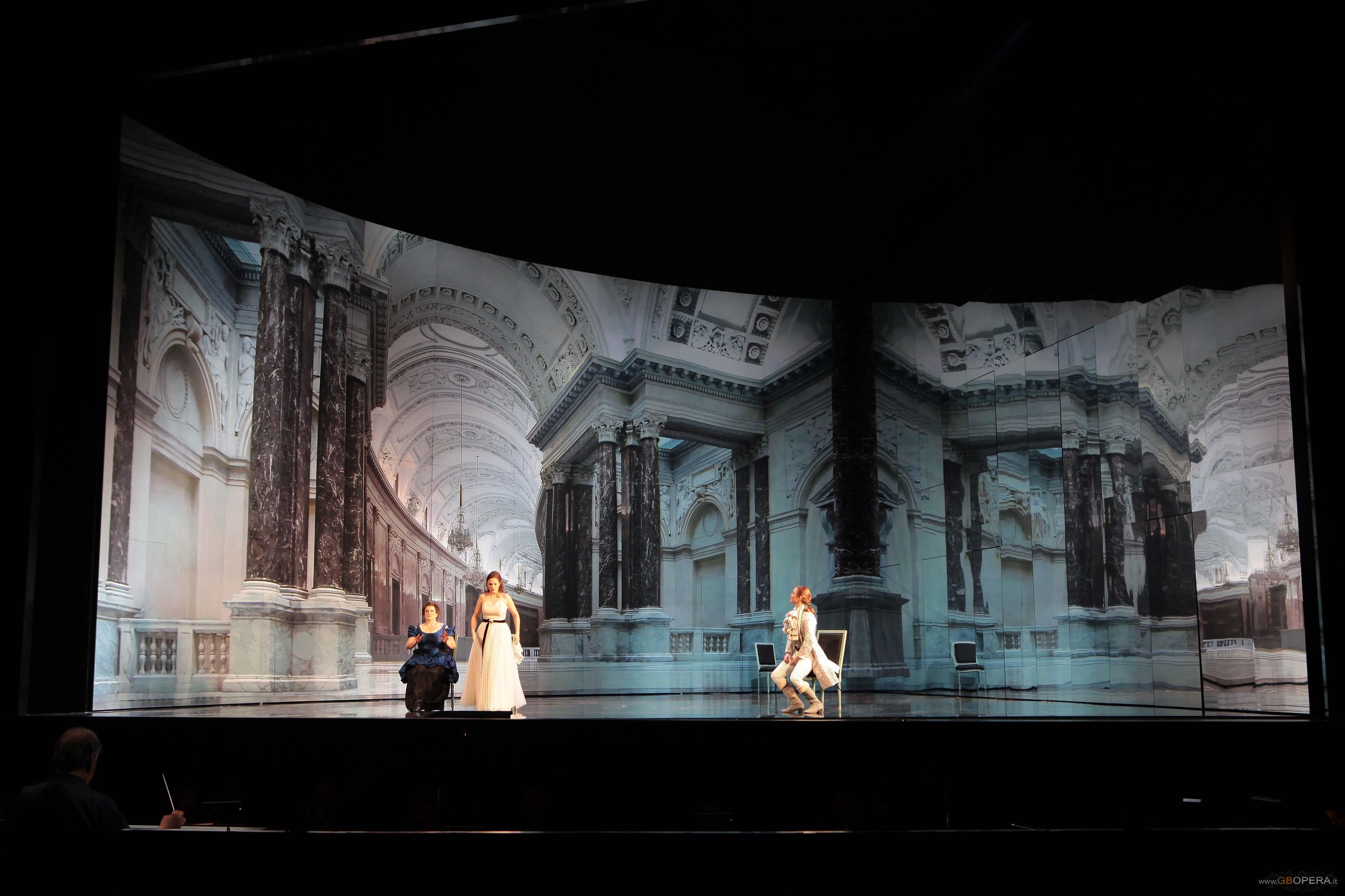 """Opera di Firenze: """"Der Rosenkavalier"""""""