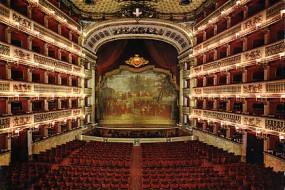 Napoli, Teatro di San Carlo: stagione 2016-2017.