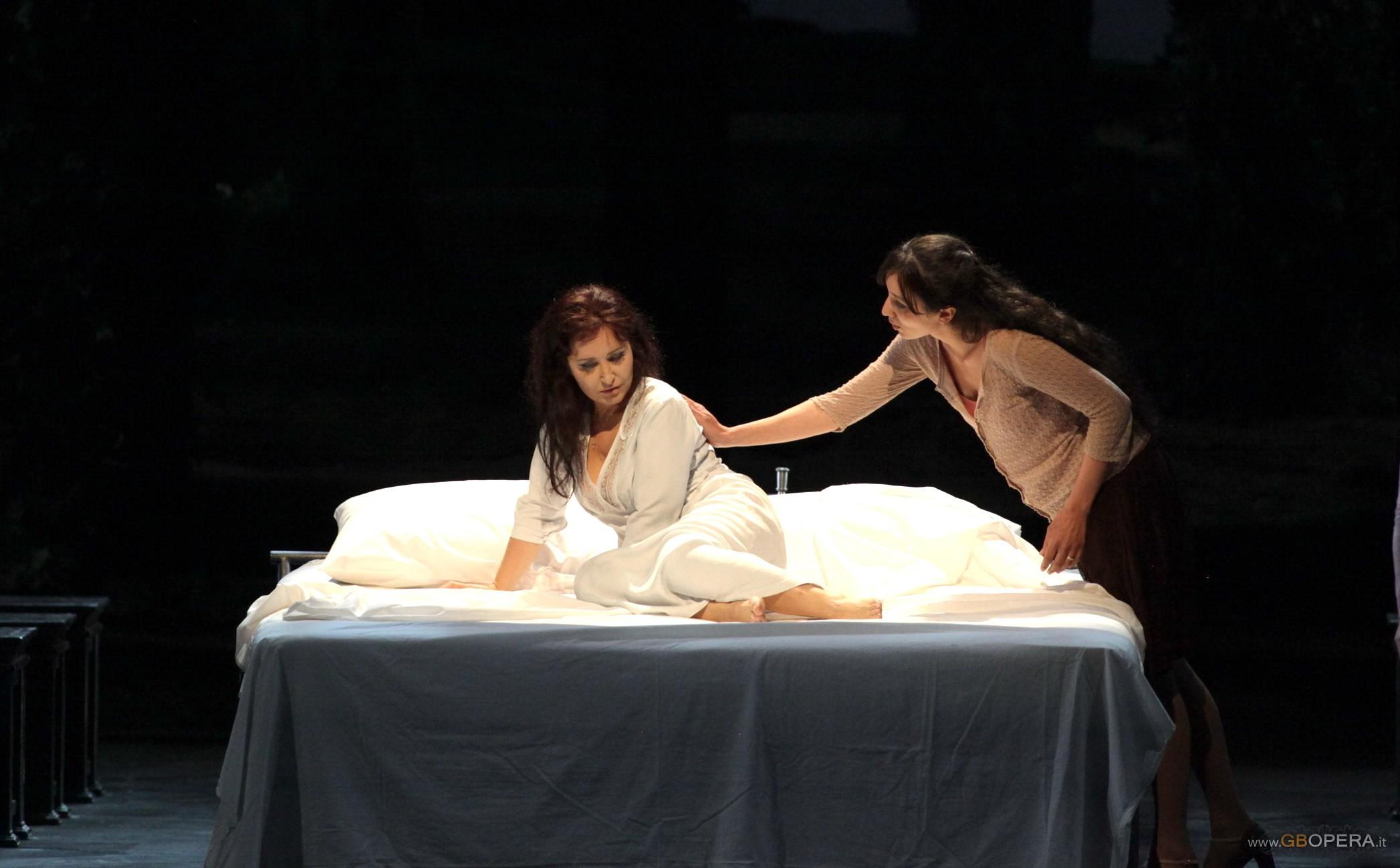 "Milano, Teatro alla Scala: ""Luisa Miller"""