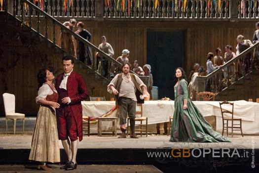 """""""Le nozze di Figaro"""" al Teatro Comunale di Bologna"""