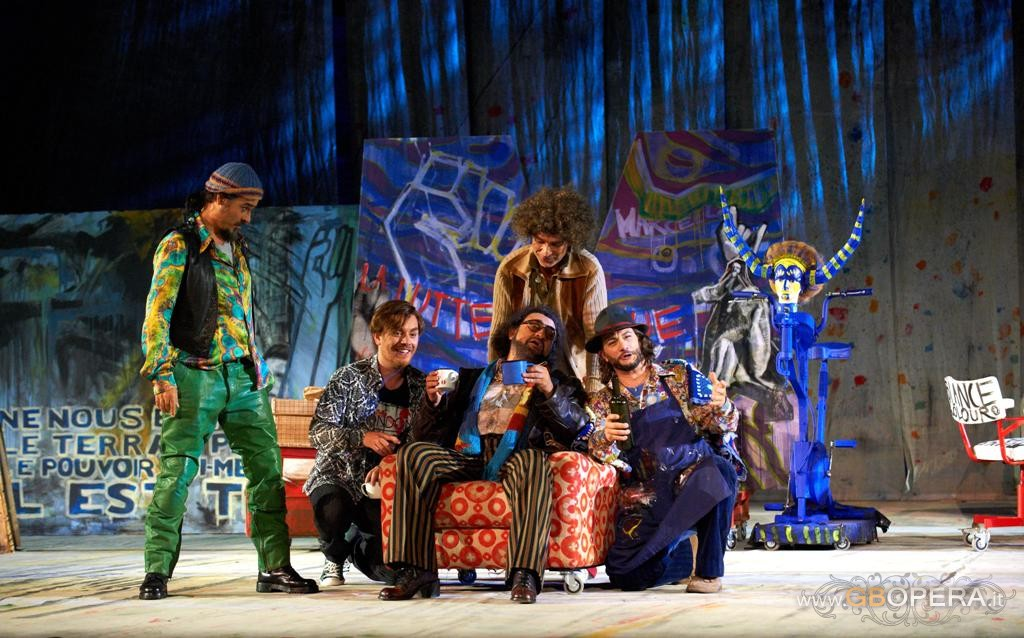 "Macerata Opera Festival 2012:""La Bohème"""