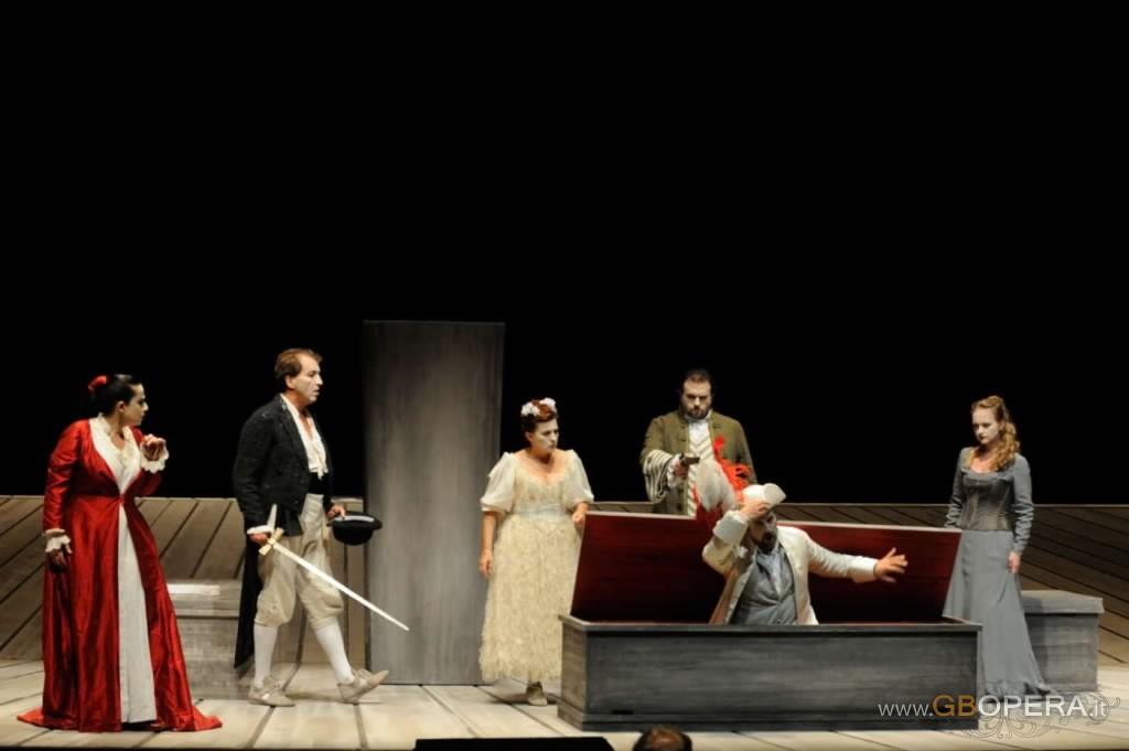 """Opera Giocosa 2012: """"Don Giovanni"""""""