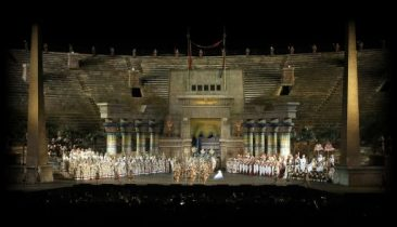 "Arena di Verona Opera Festival 2012: ""Aida"""