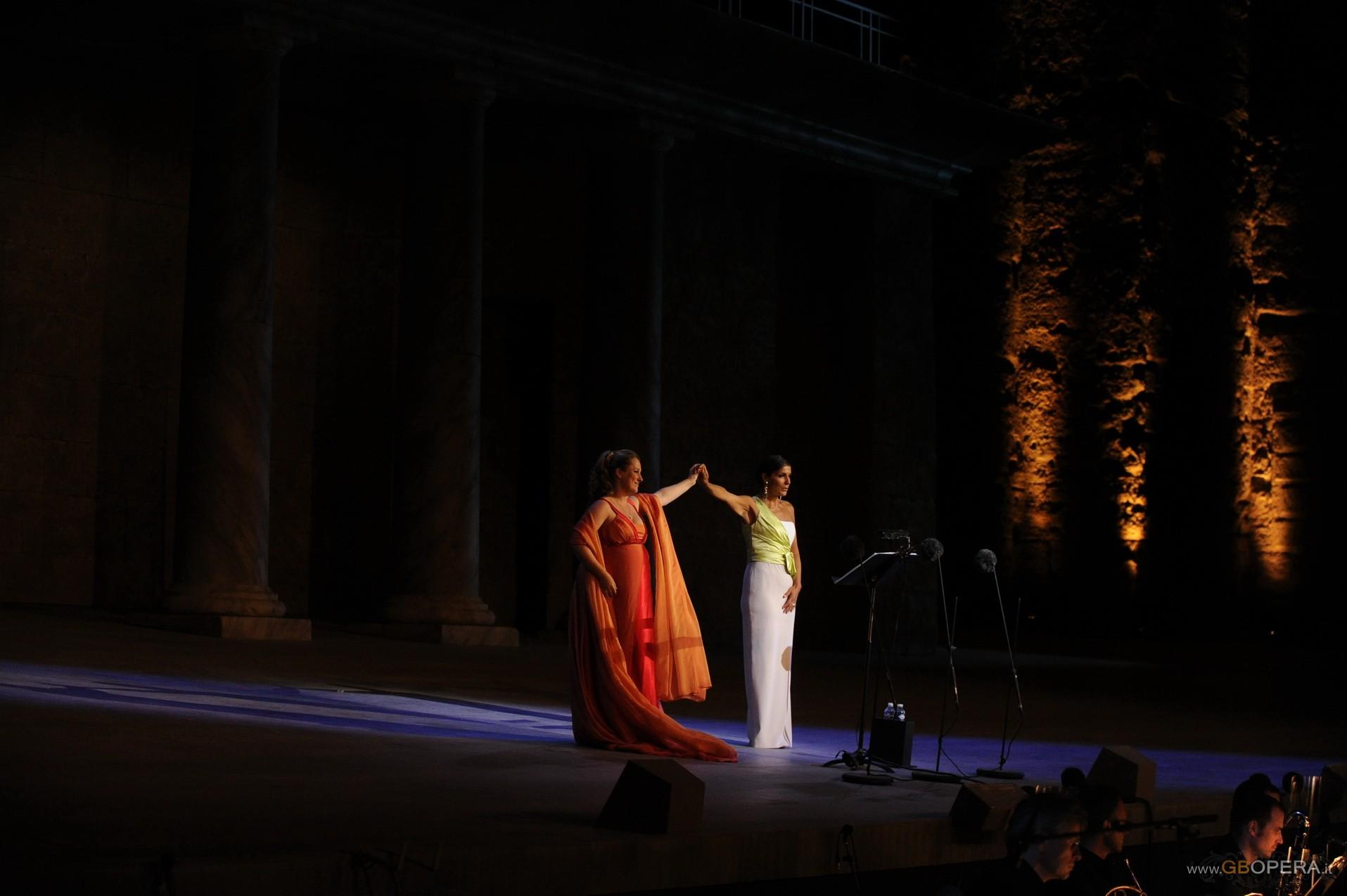 Chorégies d'Orange: Concerto Lirico