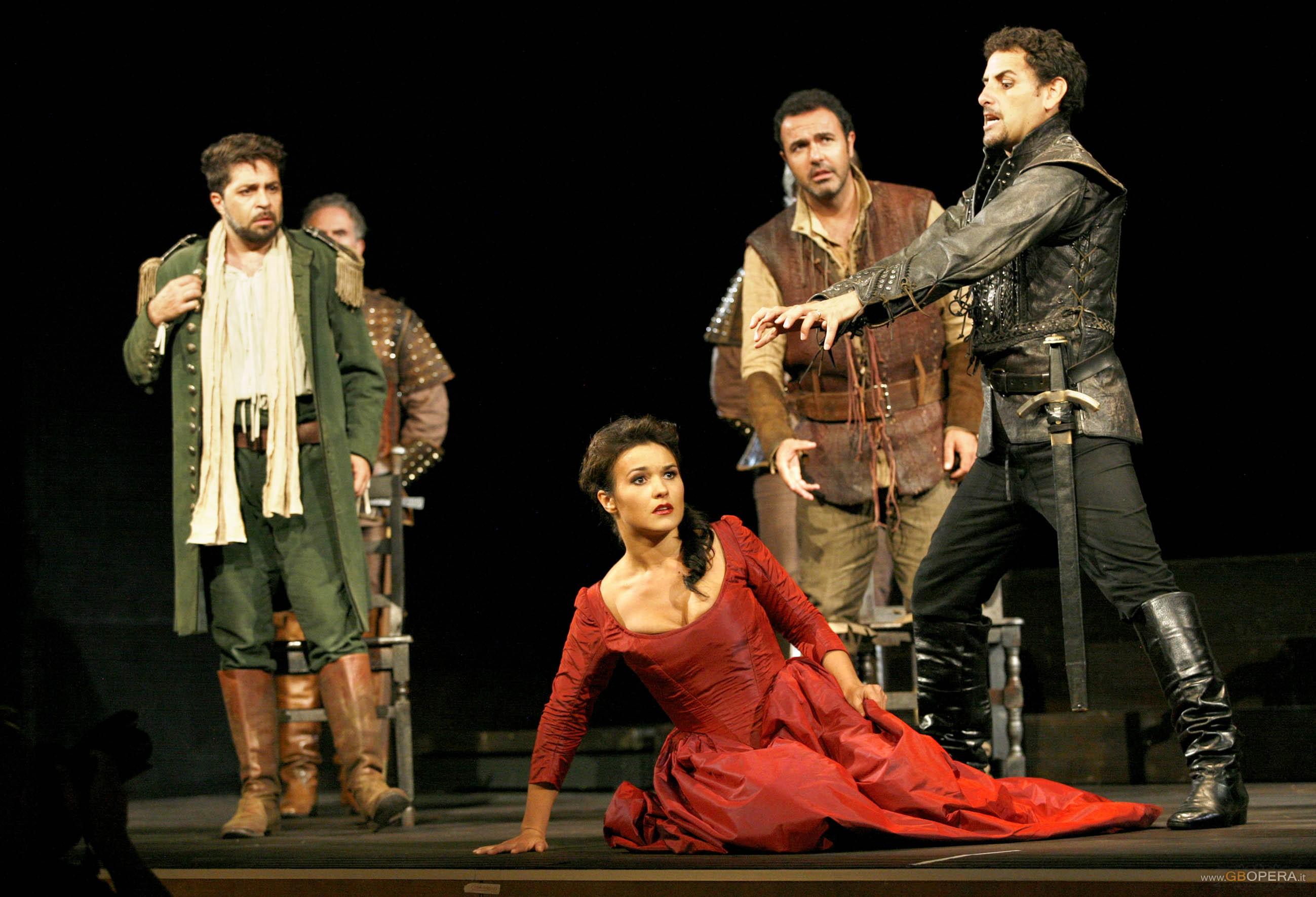 "Pesaro, Rossini Opera Festival 2012: ""Matilde di Shabran"""