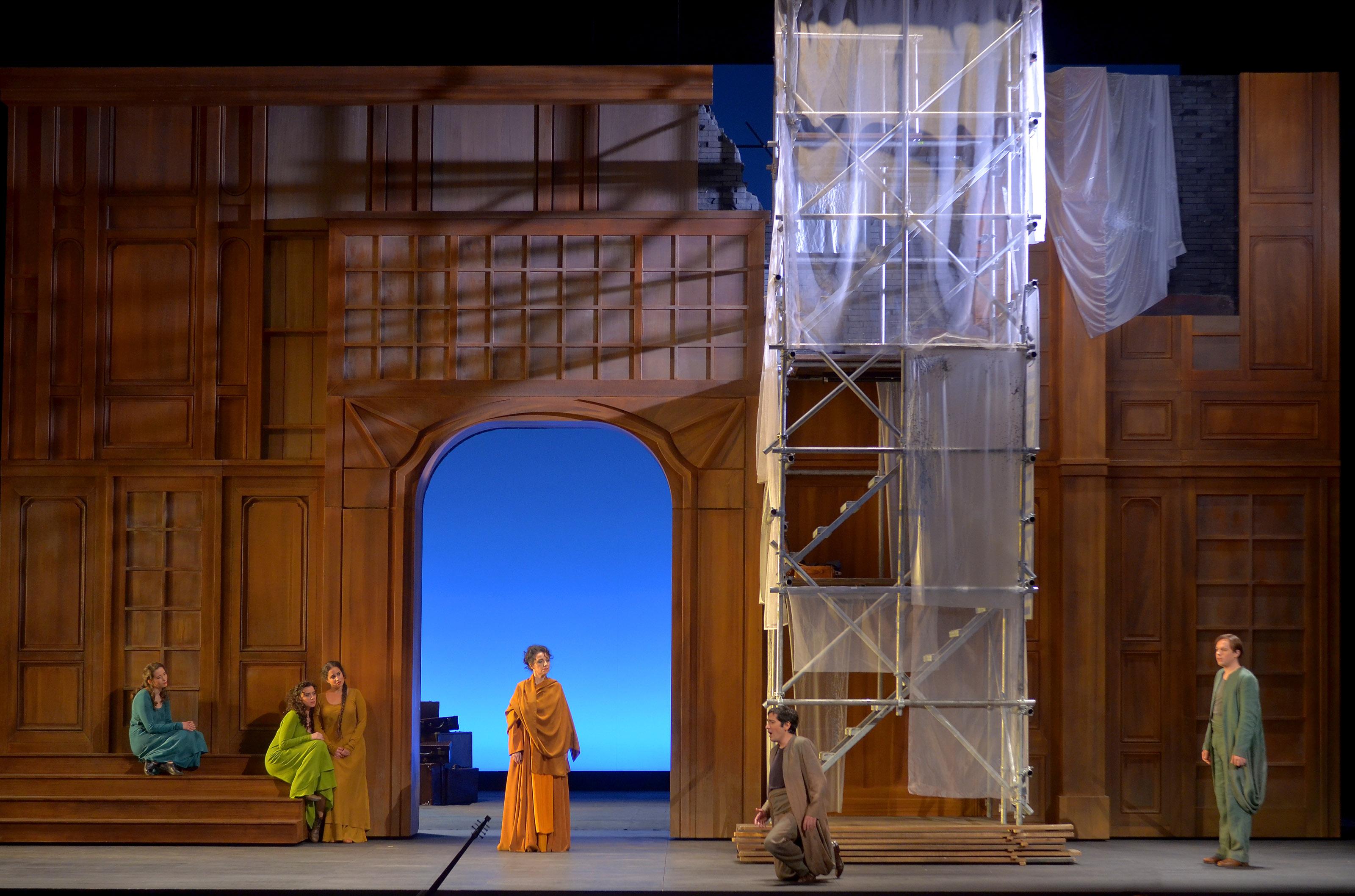 """Parigi, Théâtre des Champs Elysées:""""La Didone"""""""