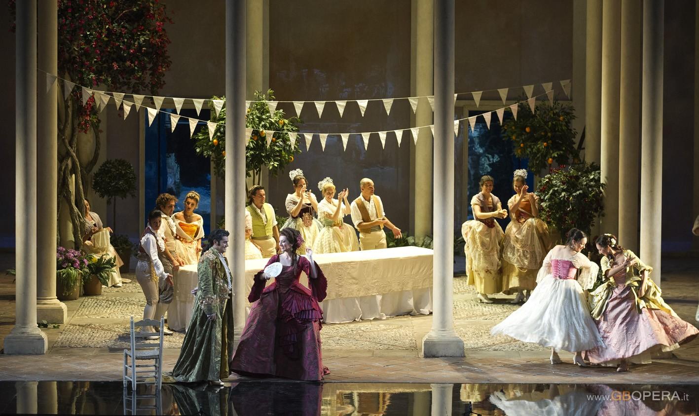 "Riccardo Muti dirige ""I due Figaro"" a Buenos Aires"