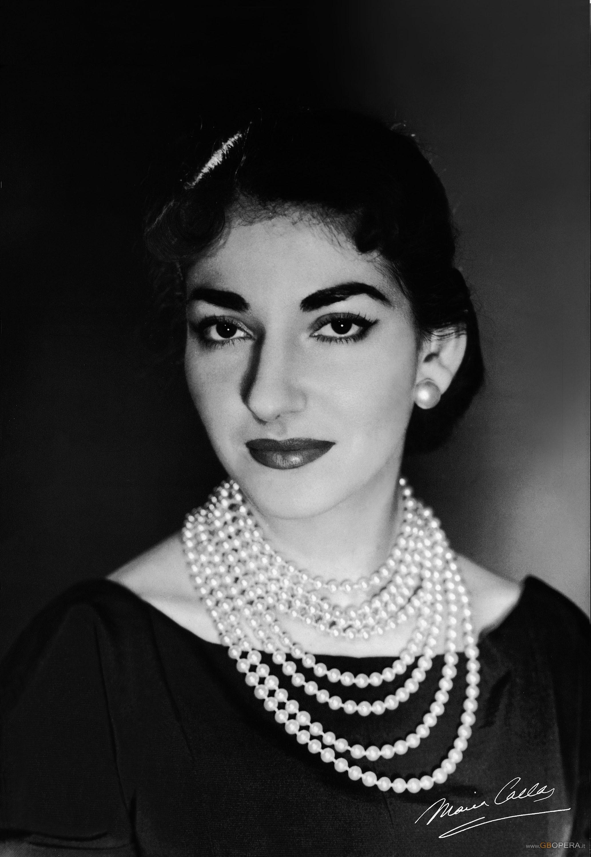 Maria Callas. Un trattato di canto (prima parte)