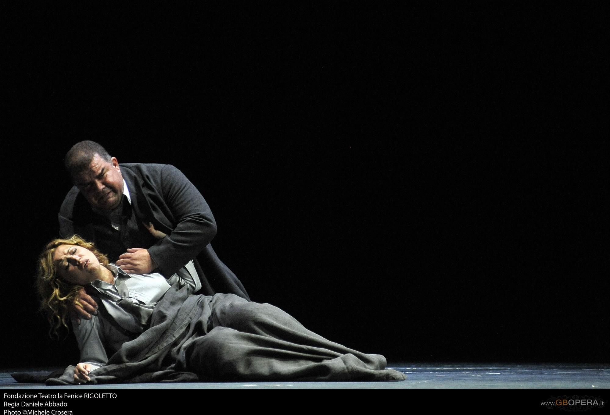 """Venezia, Teatro La Fenice:""""Rigoletto"""""""