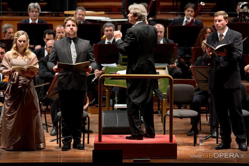 Auditorium parco della musica di roma die sch pfung for Auditorium parco della musica sala santa cecilia