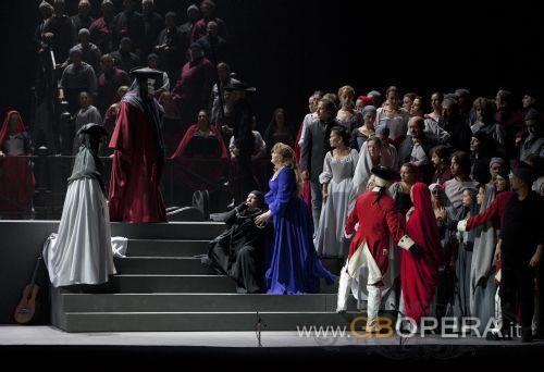 """Roma, Teatro dell'Opera: """"La Gioconda"""""""