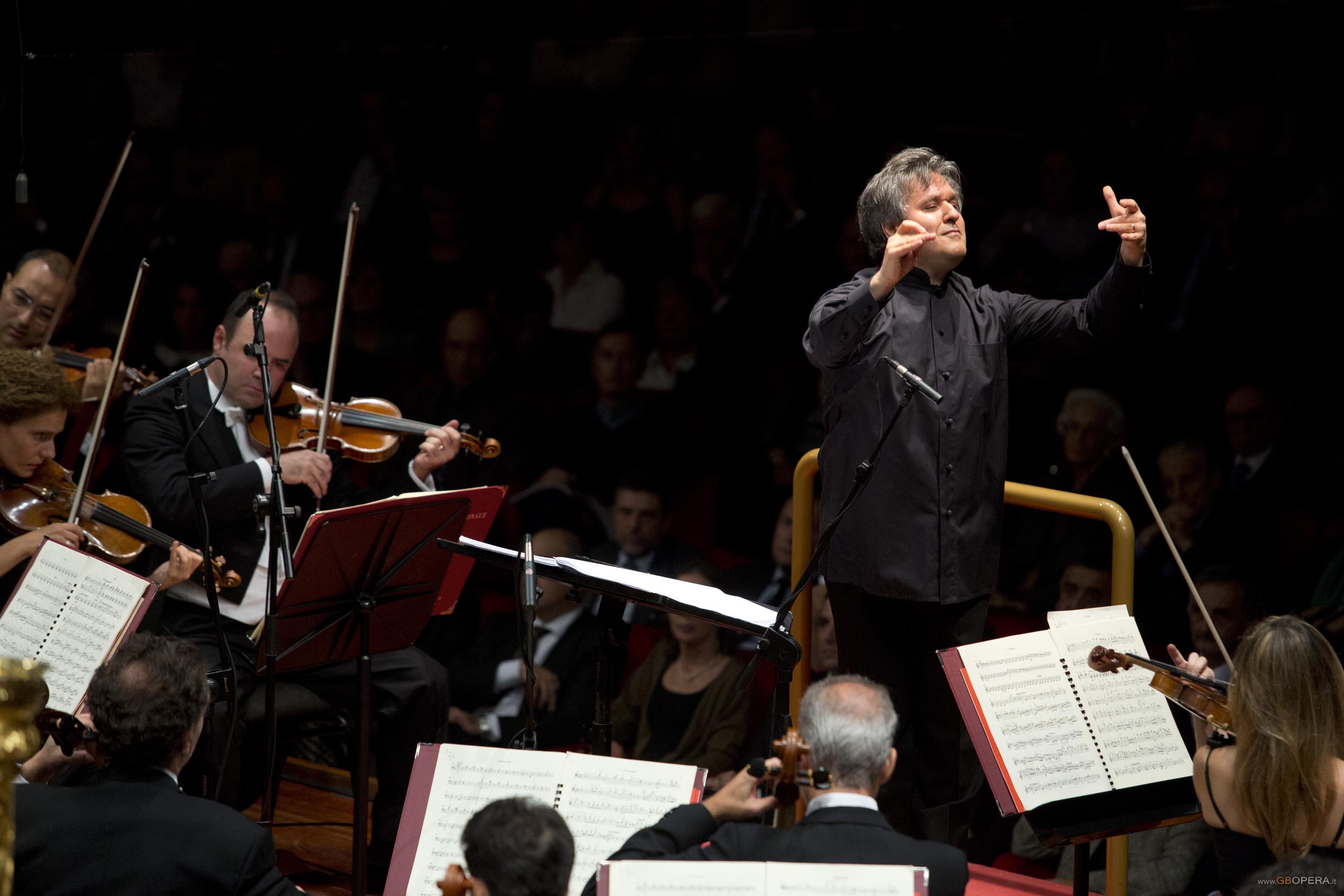 Roma: Concerto inauguale della stagione 2012/2013