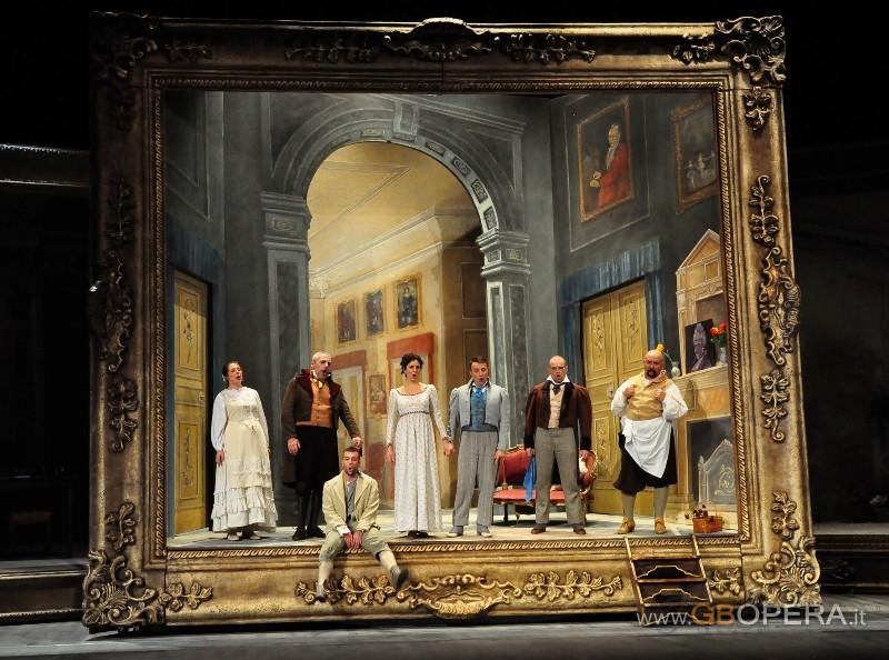 """Sassari, Teatro Comunale: """"Il signor Bruschino"""""""