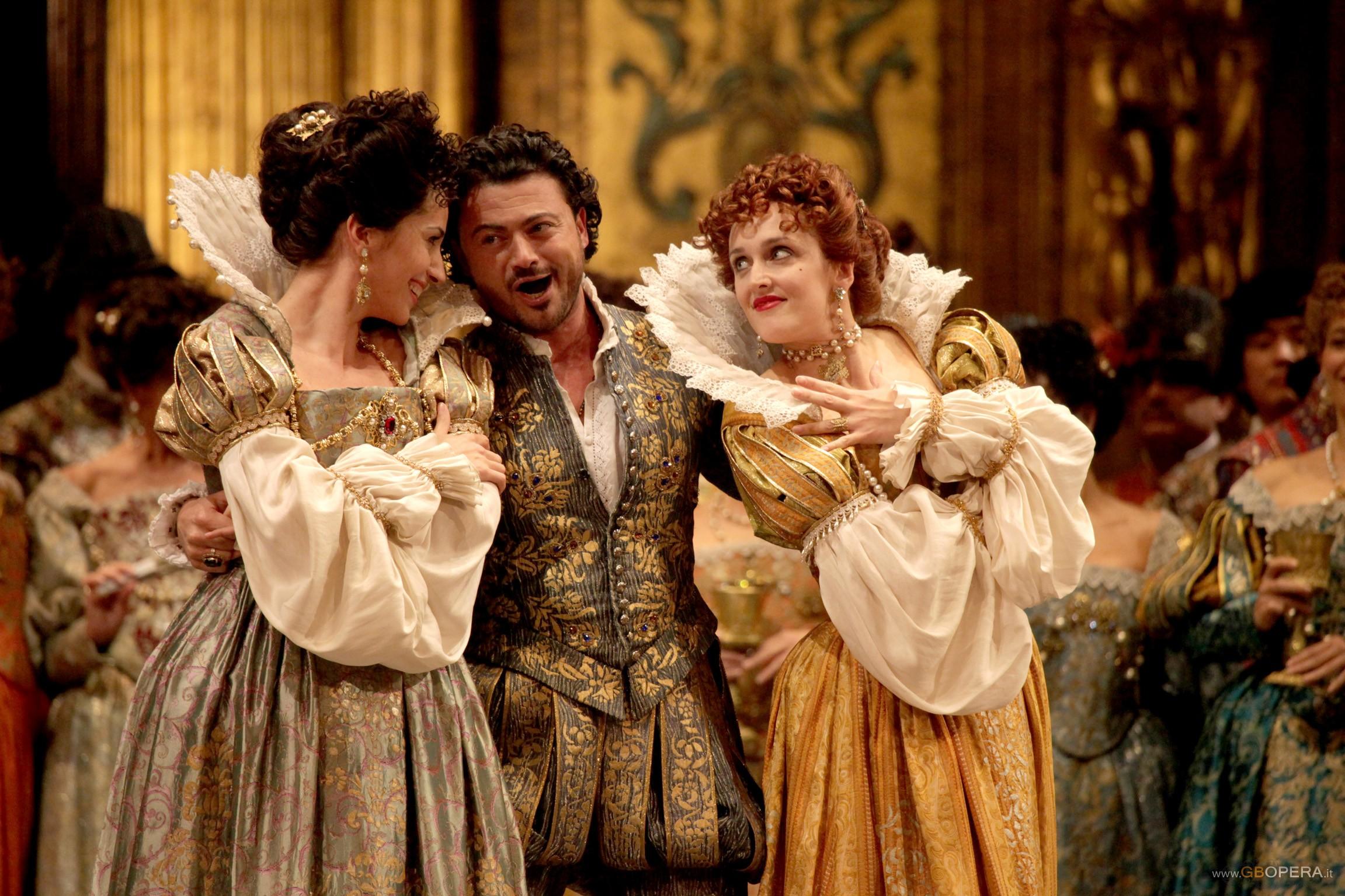 """Milano, Teatro alla Scala: """"Rigoletto"""""""
