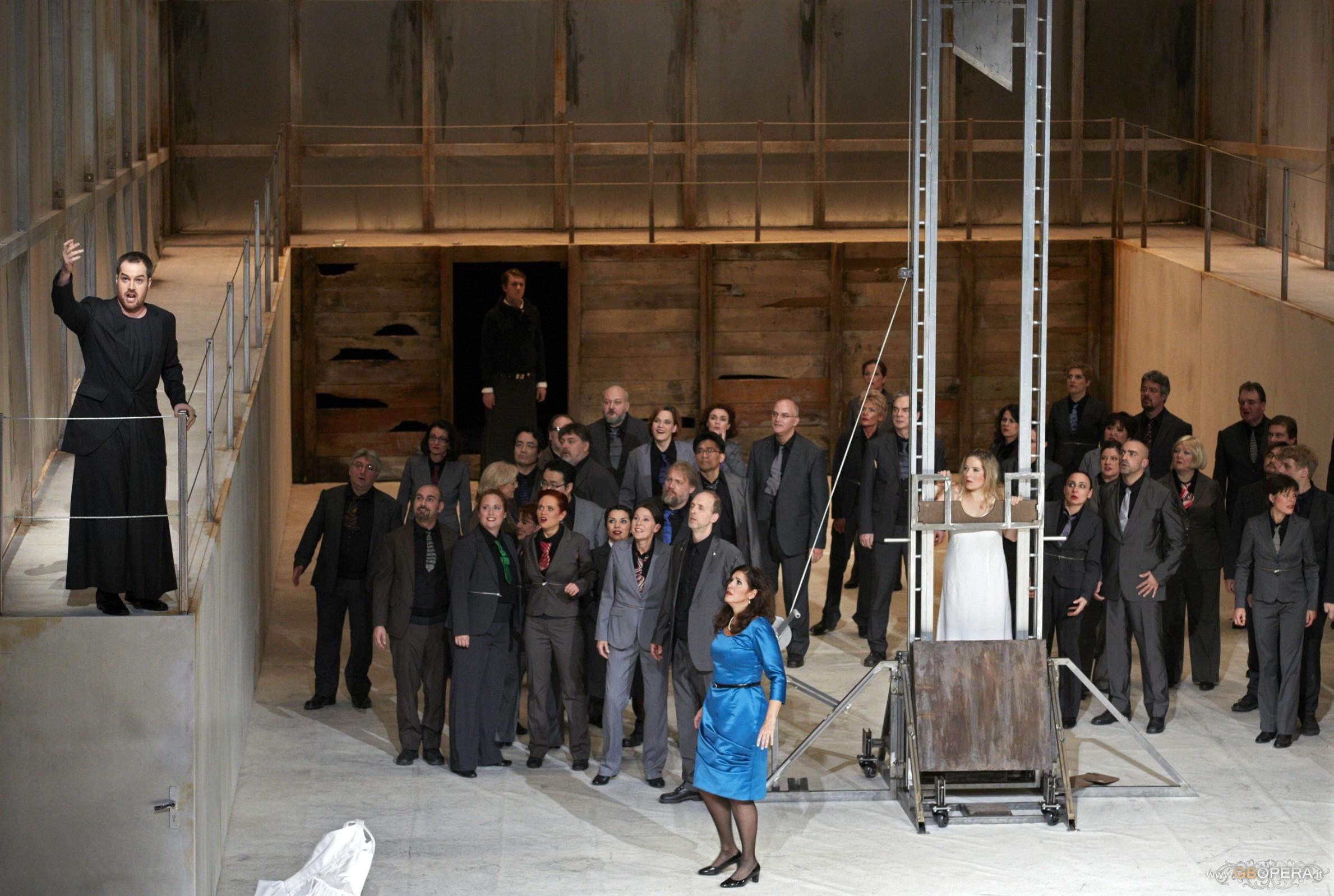 """""""Iphigénie en Aulide"""" di Gluck alla Staatsoper Stuttgart"""