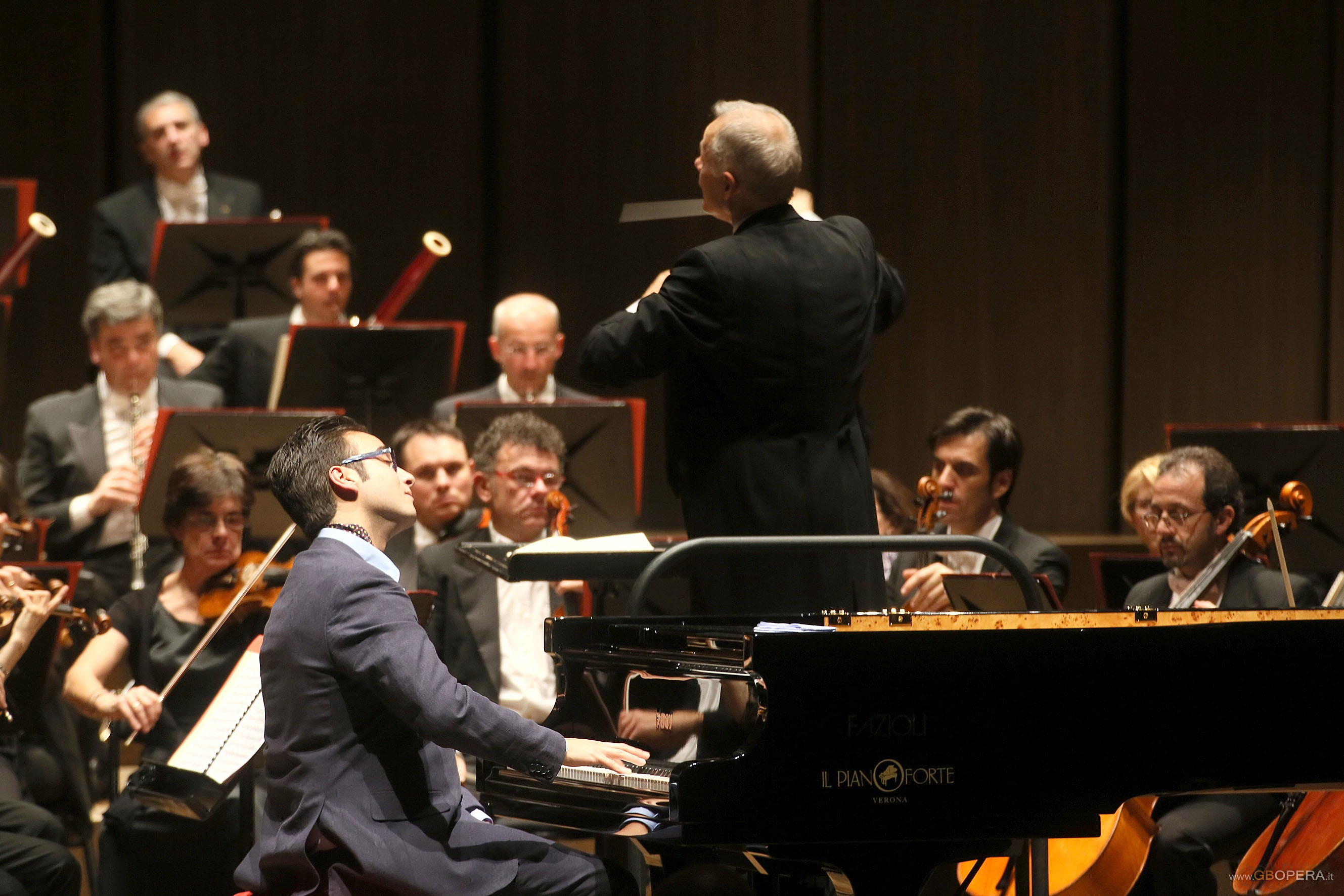 The Classical Viennese School  at the Teatro Ristori