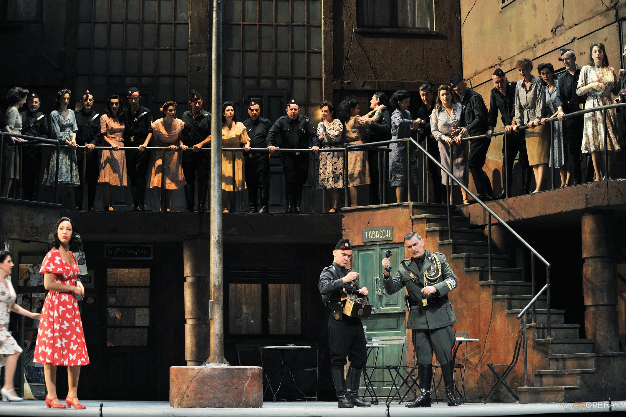 """Barcellona, Gran Teatre del Liceu: """"L'elisir d'amore"""""""