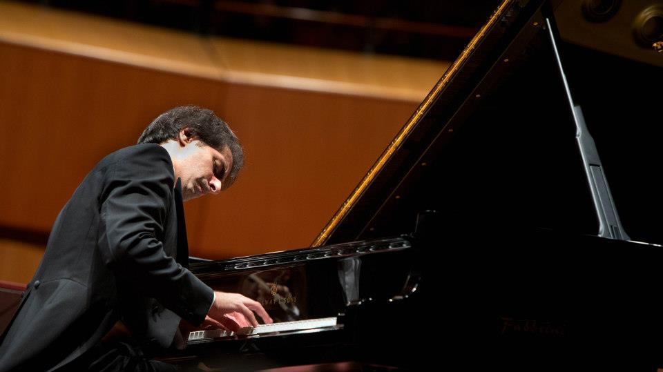 Roma, Auditorium Parco della Musica: Concerto diretto da David Afkham