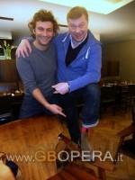 Jonas Kaufmann & René Pape